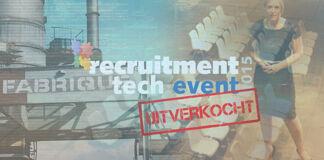Recruitment Tech Event 2015 is uitverkocht