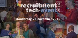 Donderdag 24 november tweede editie Recruitment Tech Event