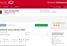 """VacatureVerbeteraar.nl gaat op in nieuwe recruitment-module van Textmetrics: """"Winst voor beide partijen"""""""