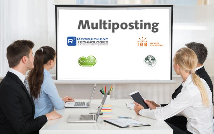 Recruitment Tech Landscape: een blik op de leveranciers van multiposting