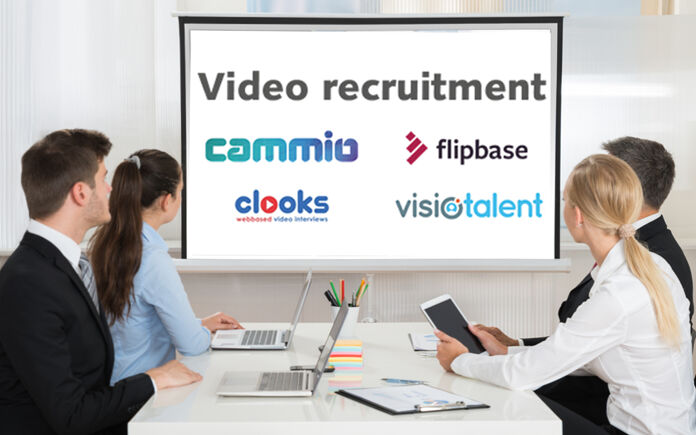 Recruitment Tech Landscape: een blik op de leveranciers van video-recruitment