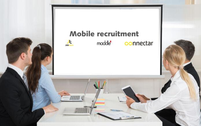 Recruitment Tech Landscape: een blik op de leveranciers van mobile recruitment