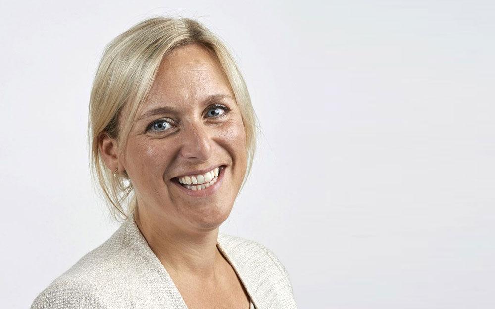 Heleen Stoevelaar, dagvoorzitter