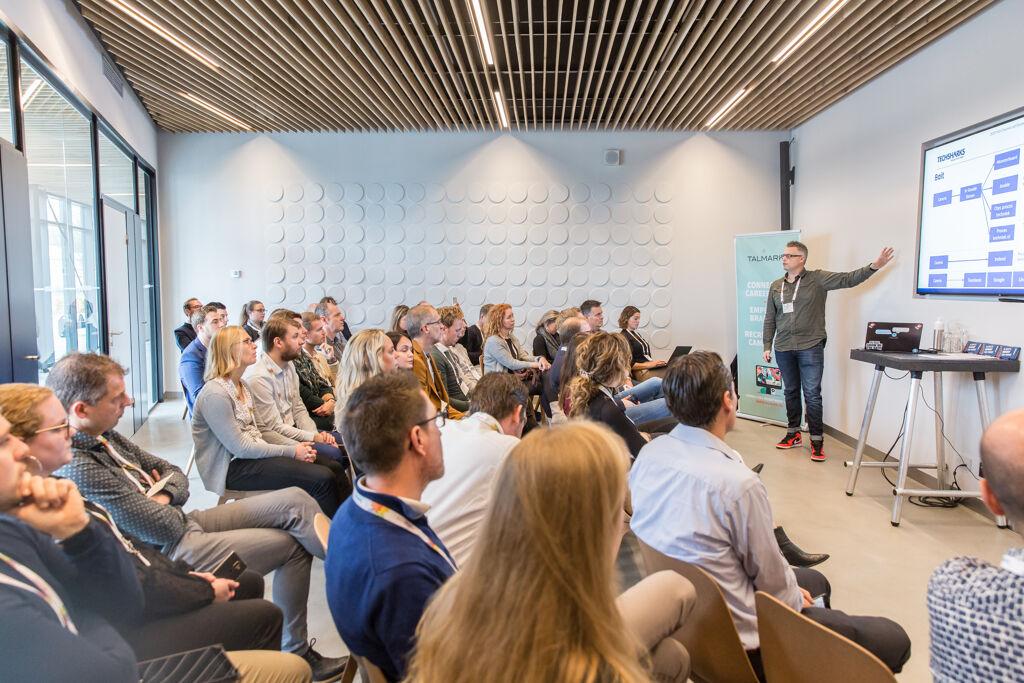 Het Recruitment Tech Event 2019