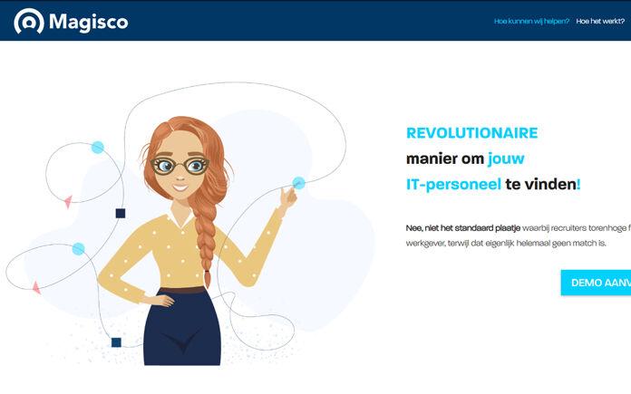 Even voorstellen: Startup Magisco matcht IT'ers en organisaties op basis van soft skills