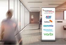 De eerste 5 partners van Demo_Day 2020 Online zijn bekend: AFAS, Bullhorn, Cammio, Mysolution & Varbi