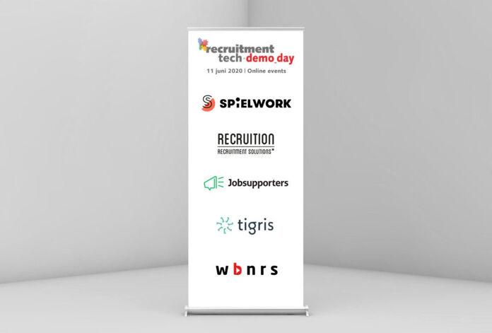 Inmiddels 15 partners Demo_Day 2020 Online bekend: Jobsupporters, Recruition, Spielwork, Tigris & WBNRS nieuw