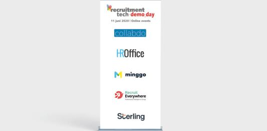 Dertig partners op Demo_Day: Ook Collabdo, HROffice, Minggo, RecruitEverywhere en Sterling tonen hun product