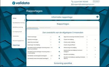 Kijk de demo talk van Validata terug: Snel online screenen van nieuwe medewerkers