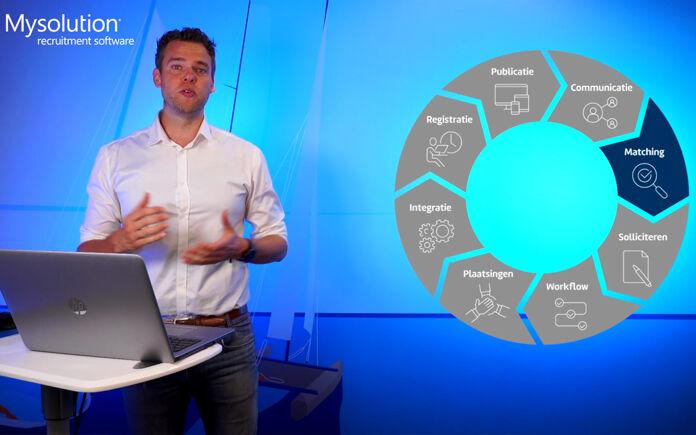 Kijk de demo talk van Mysolution terug: Waarom Mysolution Recruitmentsoftware jouw persoonlijke assistent is