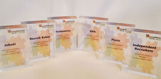 KPN, Picnic, Independent Recruiters, Textmetrics, Recruit Robin en Joboti genomineerd