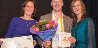 CAK en Connexys winnaars Recruitment Tech Awards 2015