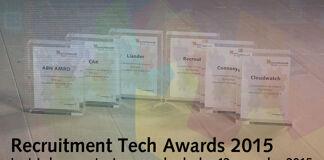 Stem t/m 12 november 2015 op de Recruitment Tech Awards