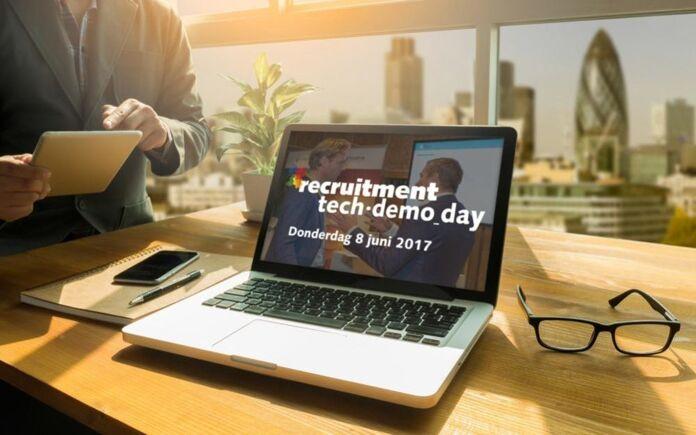 Schrijf je gratis in voor Recruitment Tech Demo_Day op 8 juni 2017
