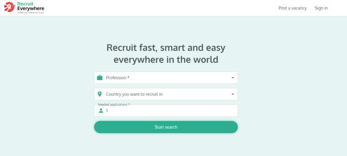 Zes vragen aan RecruitEverywhere: