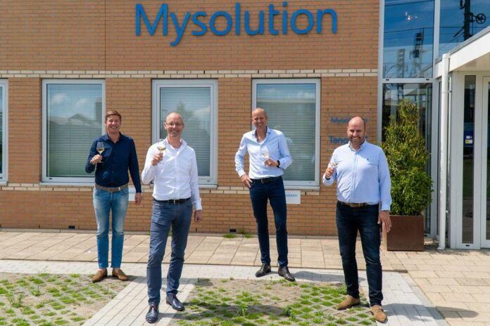 Nieuwe CEO voor Mysolution: