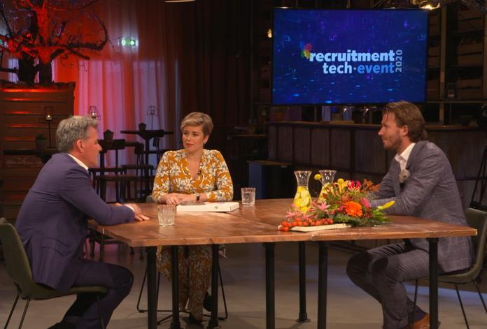 Talkshow #RTE20: In gesprek met Marco Boomsma enBo Stevens: