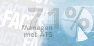 Friday Fact: Managen van sollicitanten grootste voordeel gebruik recruitmentsysteem (ATS)