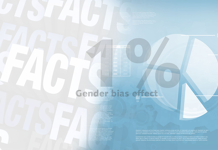 Friday Fact: 1% gender bias effect kan schadepost van miljoenen opleveren