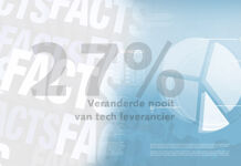 Friday Fact: 27% recruiters is nog nooit van leverancier recruitmenttechnologie veranderd
