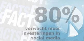 Friday Fact: 80% recruiters verwacht komende maanden meer investeringen in werving via sociale media