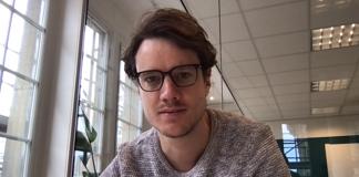 """Demo_Day 2021-spreker Rogier Happel (Cammio): """"Via automated interviews krijgen recruiters een veel duidelijker en authentieker beeld"""""""