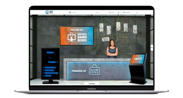 Werf starters en young professionals via eerste virtuele banenbeurs in Nederland
