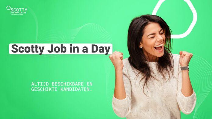 Scotty Job in a Day (Scotty Technologies)
