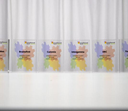 Dit zijn de 6 genomineerden voor de Recruitment Tech Awards 2021